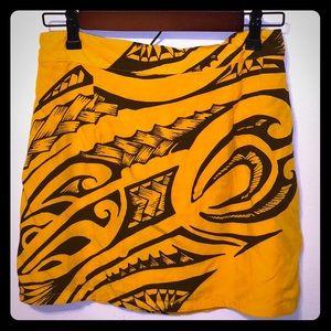 Wahine Toa skirt